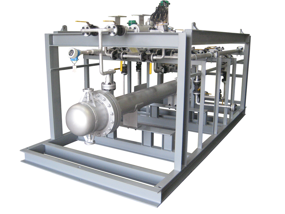 Steam Ejector Packaged System
