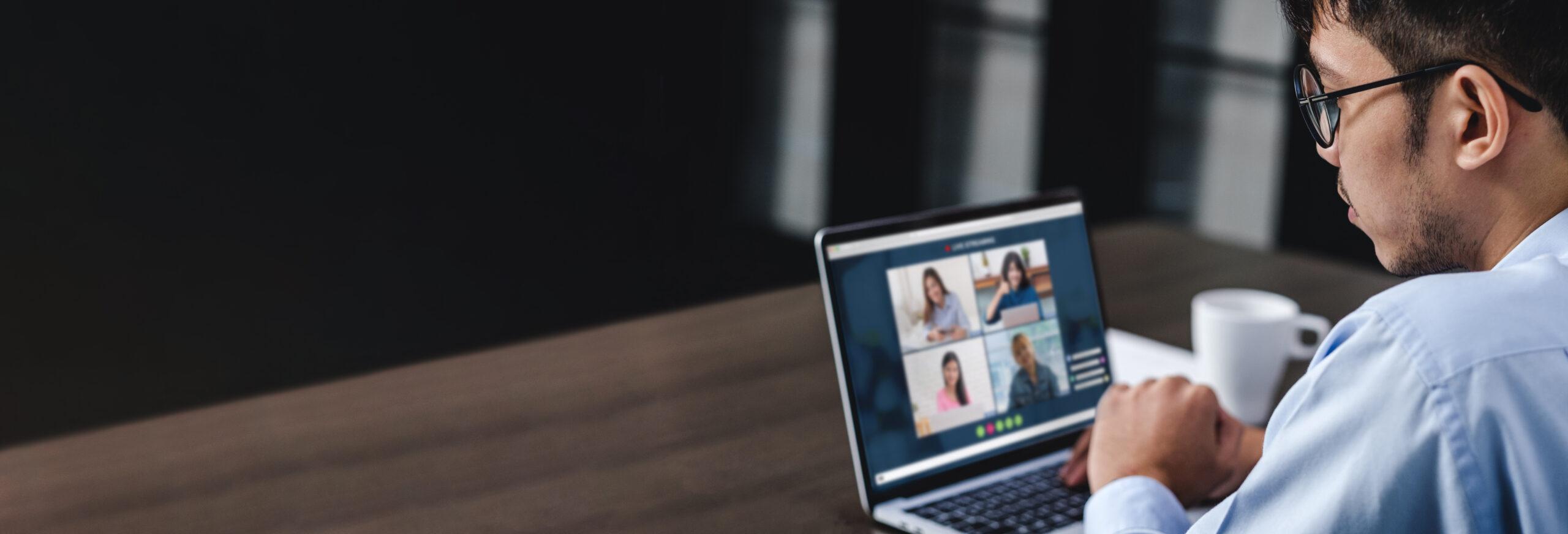 Book a Virtual Meeting!