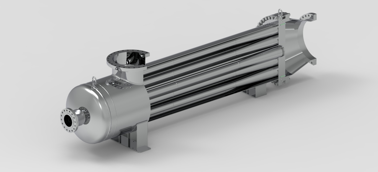 Transvac Multi-channel Ejector for Desalination