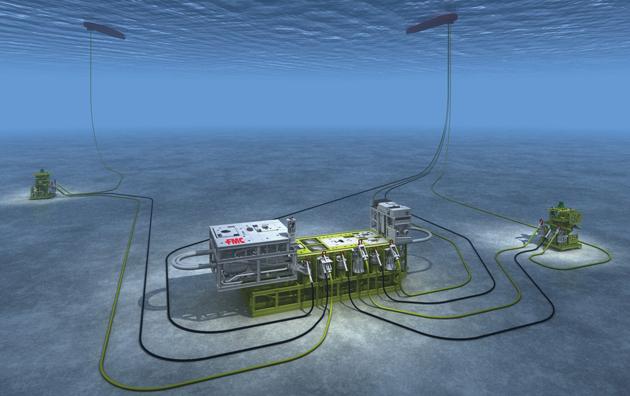 Brazil Marlim Subsea Project