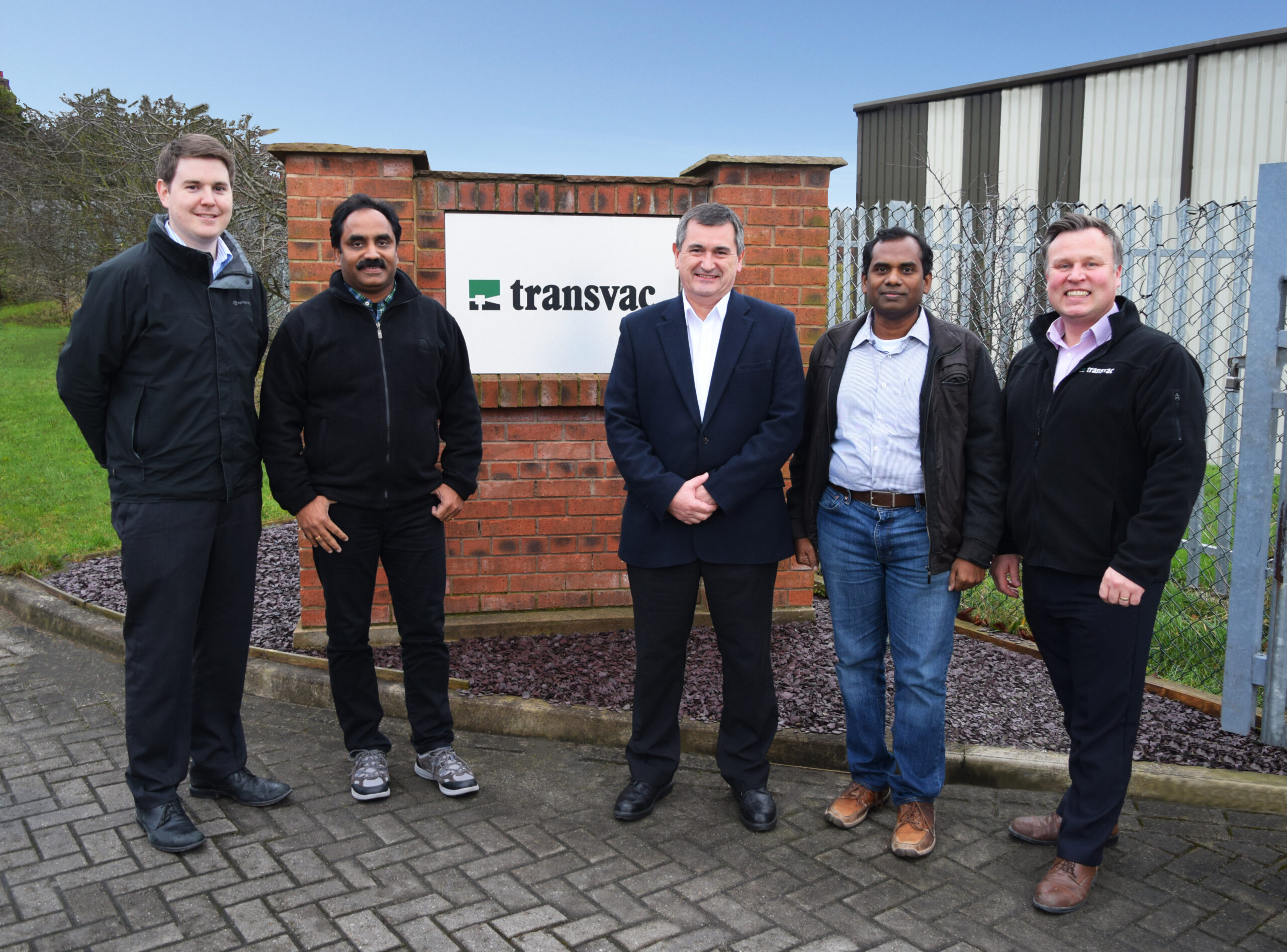 Transvac Quality Audit Success