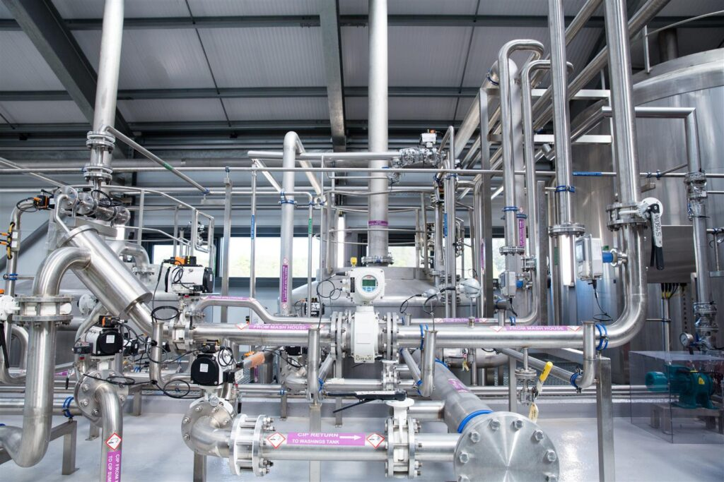 Hygienic Design Ejectors and Jet Mixers