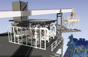 Shell / NAM – L9FF Platform