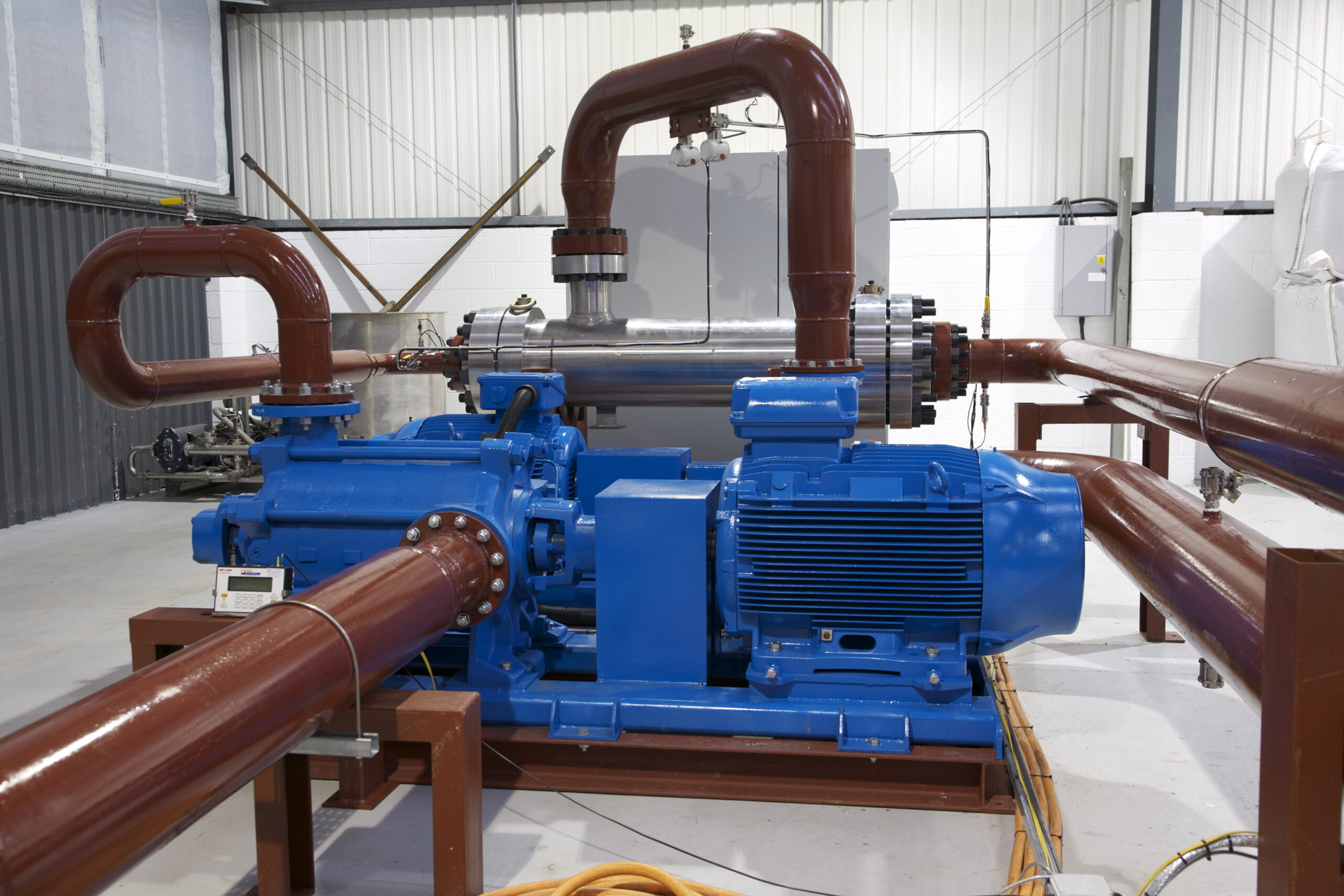 Transvac's Subse Ejector for Marlim