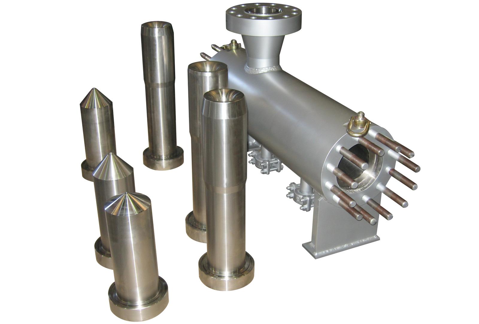 Transvac Universal Design Gas Ejector